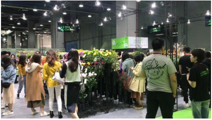 三月花城艳,邀客来赏花 2020亚洲花卉产业博览会新闻发布会广州举办