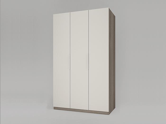 法式-三门衣柜