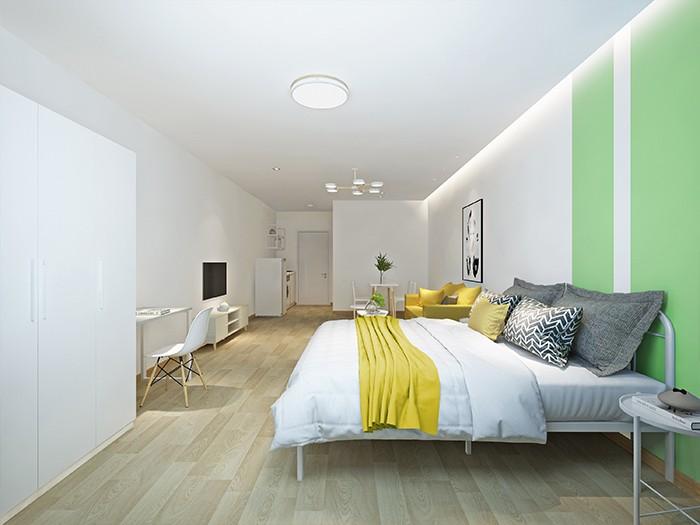 Minimalist Style Yellow Series