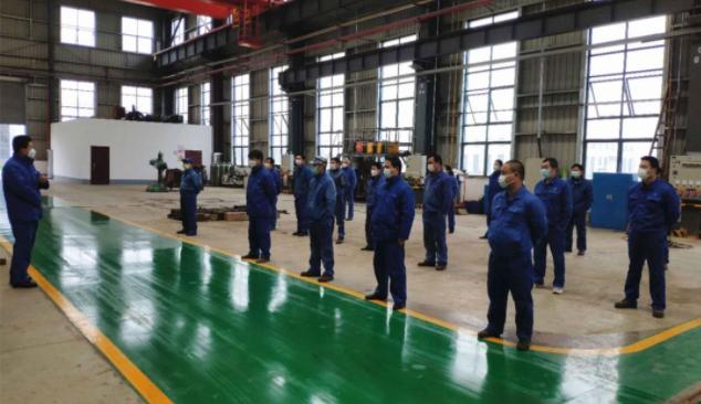 防疫生产两手抓 | 中国应急赤壁分公司顺利实现首期复工