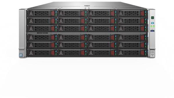 H3CUniServer服务器首批搭载第二代英特尔至强处理器