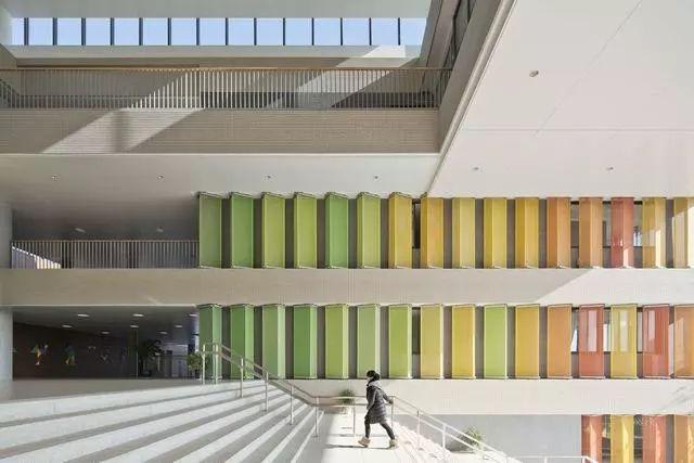 """让孩子提前步入大学校园环境—苏州""""最特色""""小学设计"""