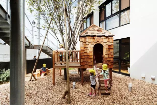 幼儿园设计成这样,中国孩子看了都抢着要去