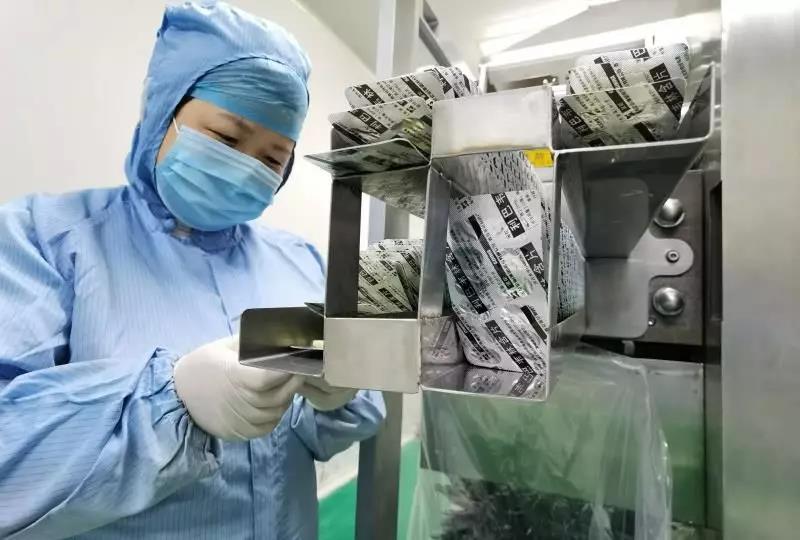 金花战疫情:抗病毒 利巴韦林赶产急