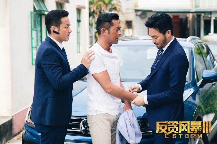 电影投资:《反贪风暴5》将反贪贯彻到底,香港反贪连续剧之作!