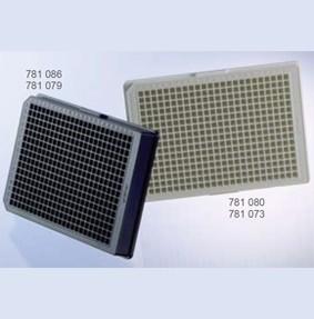 384孔细胞培养微孔板