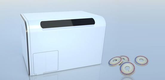 全自动微生物药敏分析系统 Droplet48