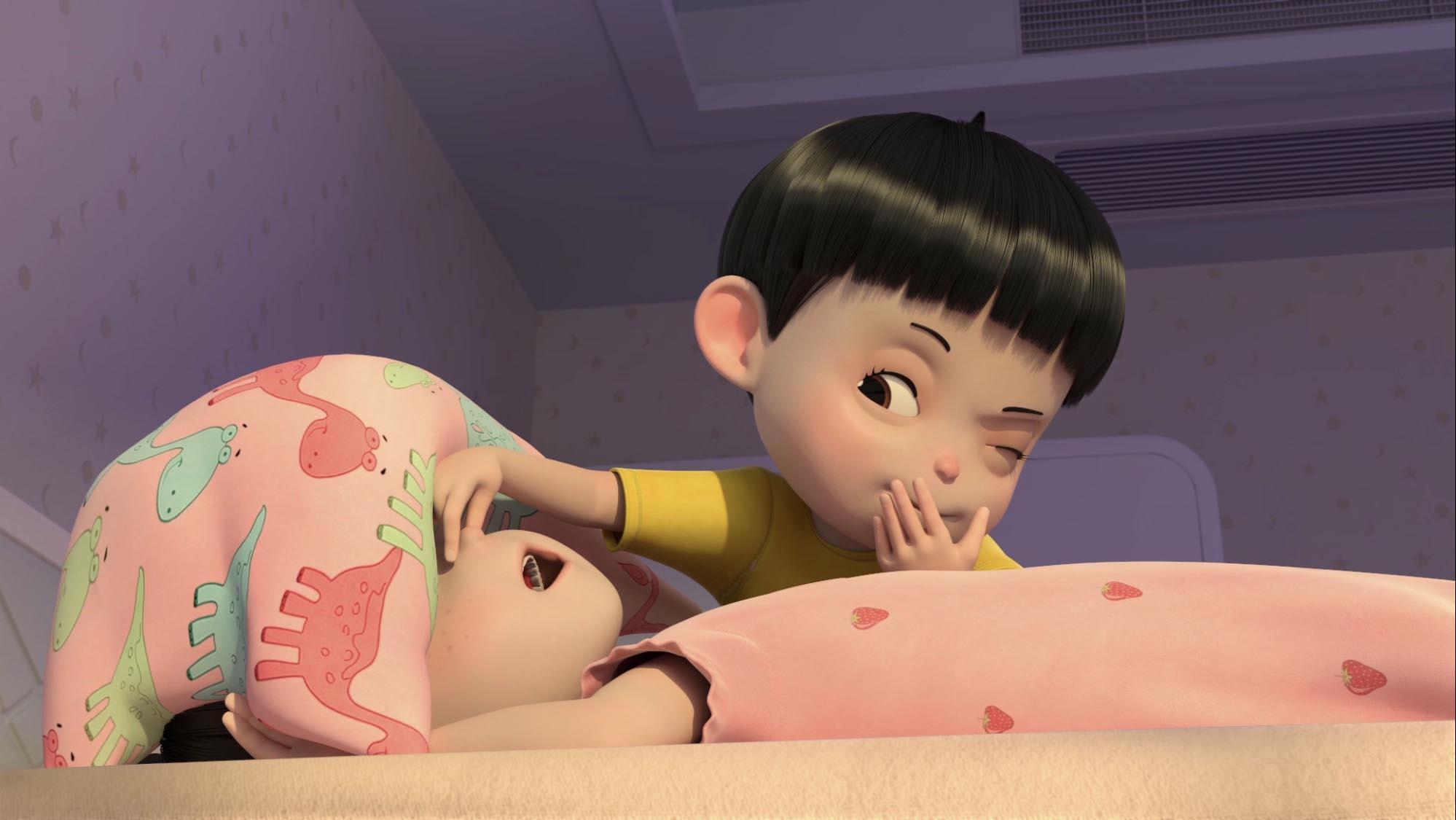 原创动画《23号牛乃唐》首播收视开门红,阳光少女成长记获观众好评