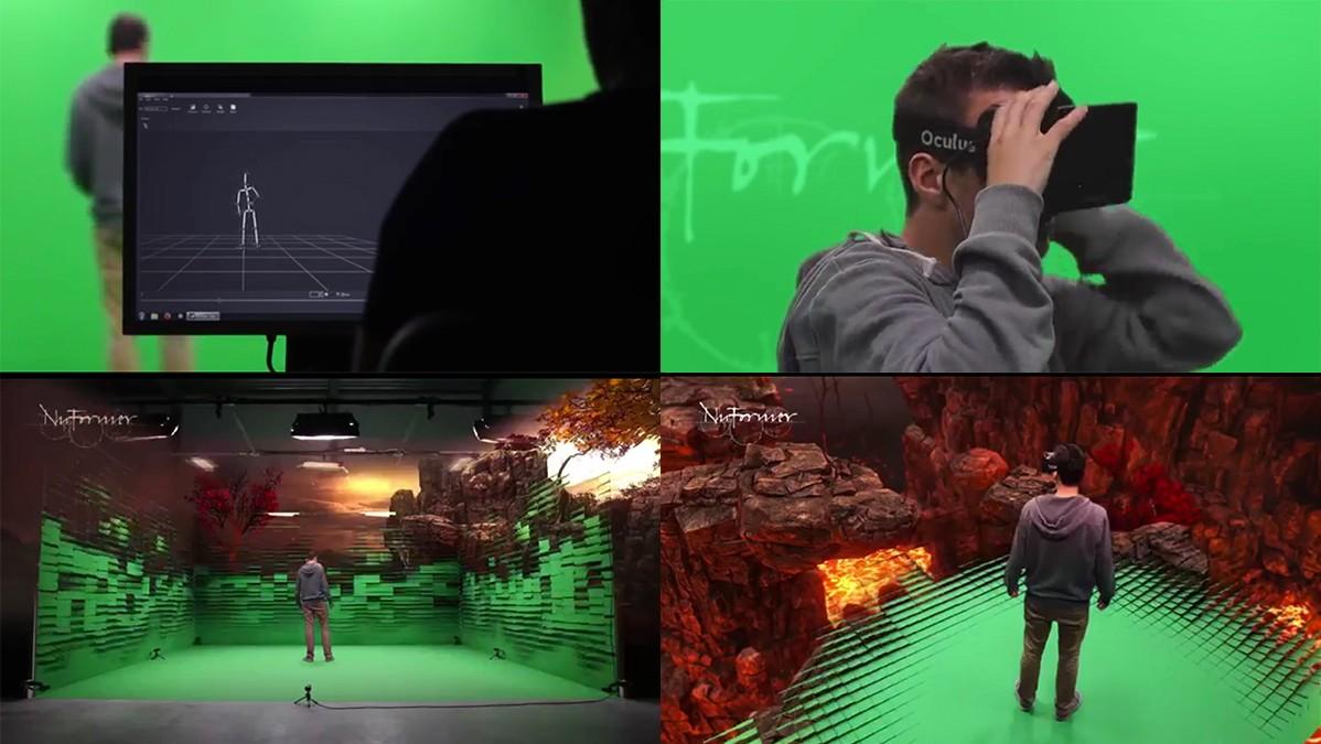 VR数字体验