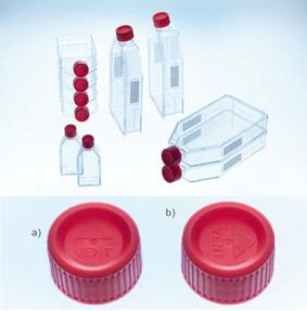 标准盖细胞培养瓶