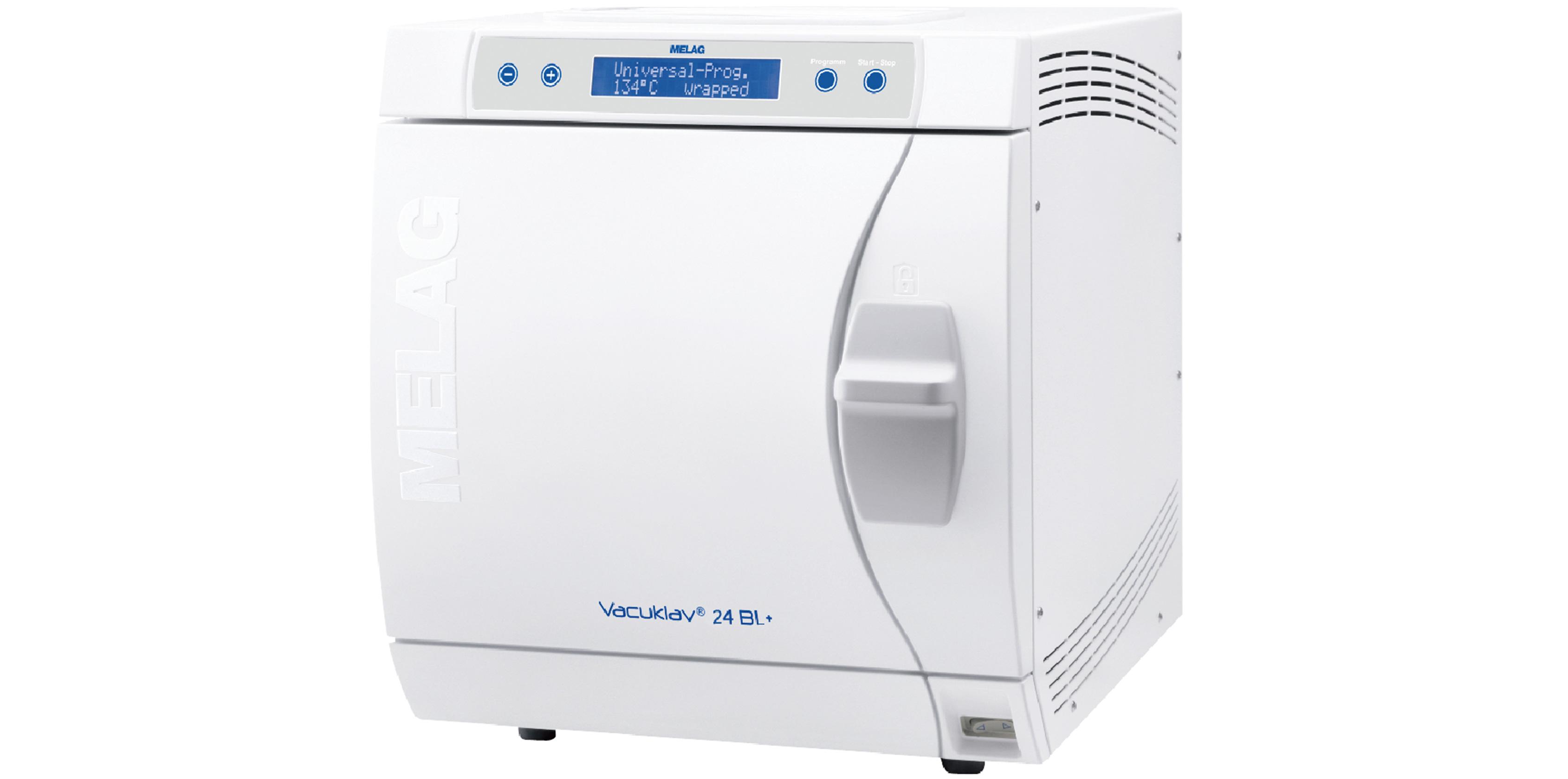 台式蒸汽灭菌器 Vacuklav 24BL+