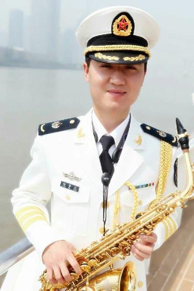 杨睿远 流行音乐系2008级萨克斯专业毕业生