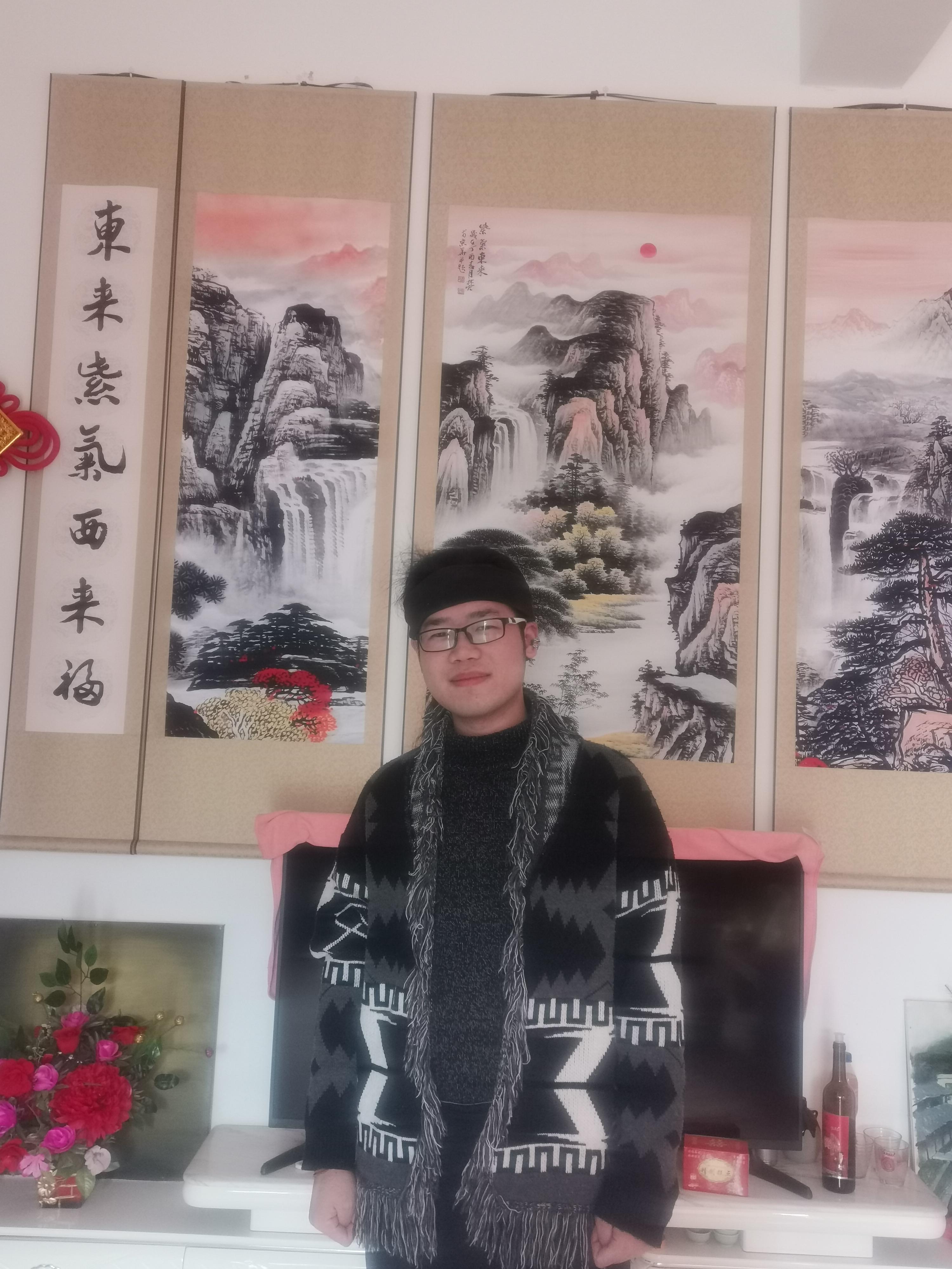 孙帅鹏 艺术设计系2016级毕业生