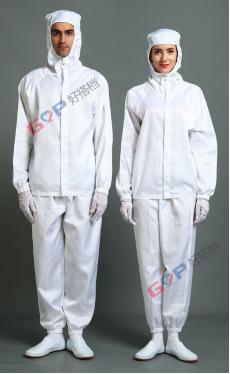 GMP法规中对不同洁净级别的洁净服配置要求