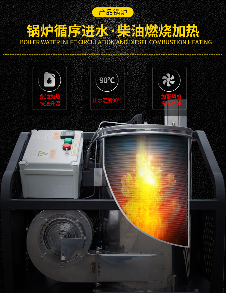 KQ-1015H热水清洗机
