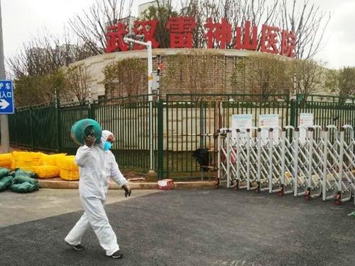 转发——《中国网财经:支援武汉!中国贝博手机登录5200吨进口液化气逆江而上》