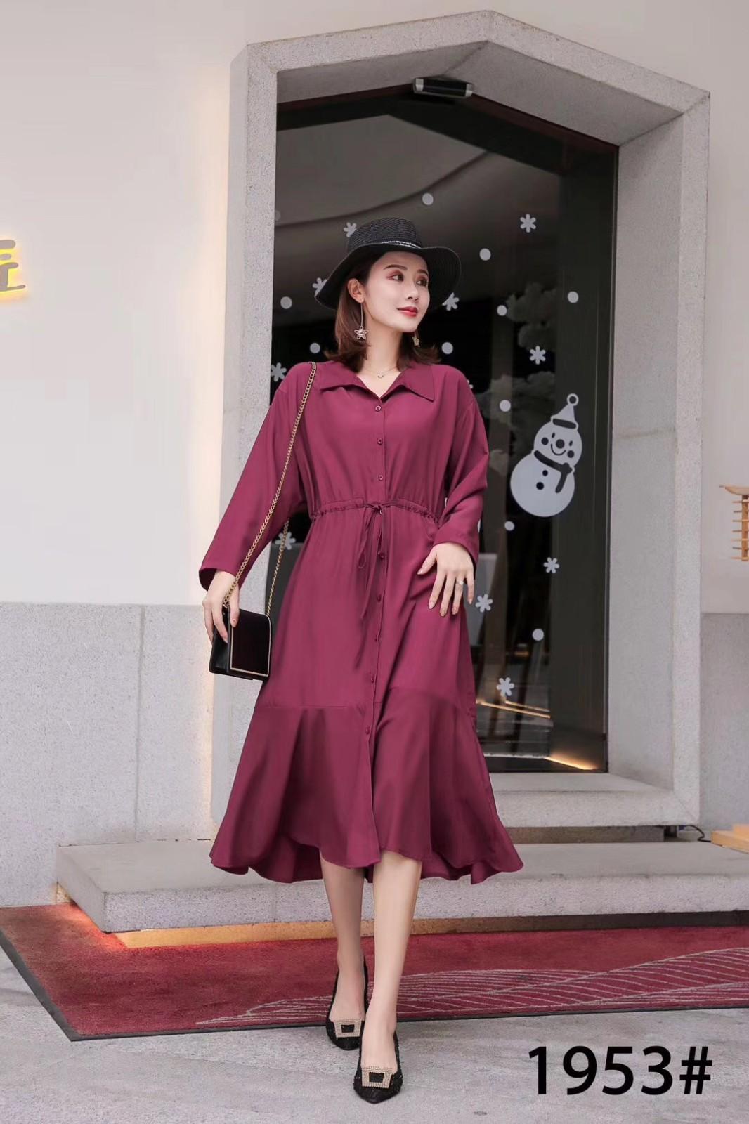 中时海创品牌女装折扣【TY&WOMAN】20春装系列品牌上新