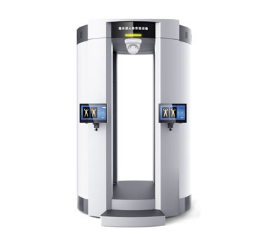 毫米波人体安检测温仪_ZH-W1002B