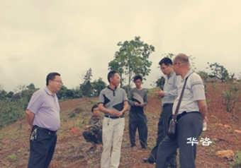 双峰公路项目地质灾害评估报告顺利通过专家审查!