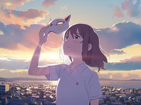 动画制作一部吸猫与恋爱共存的电影即将上映