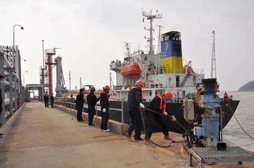 """转发——《人民网:驰援!1400吨液化石油气从温州""""发货"""" 预计3月3日抵达武汉》"""