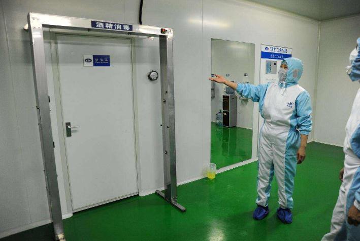 武漢工廠車間消毒清潔建議