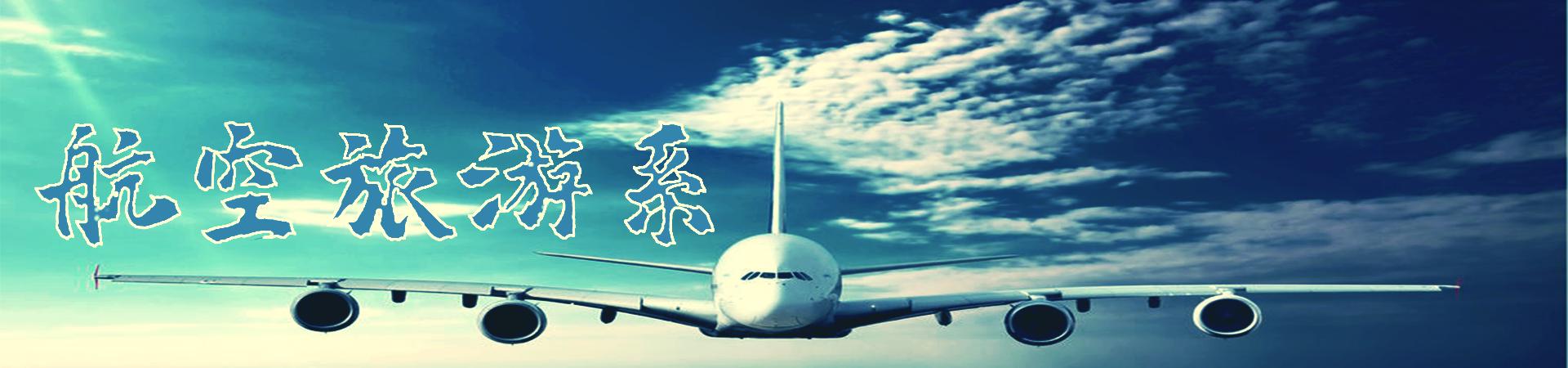 音乐产业与管理学院(航空旅游)