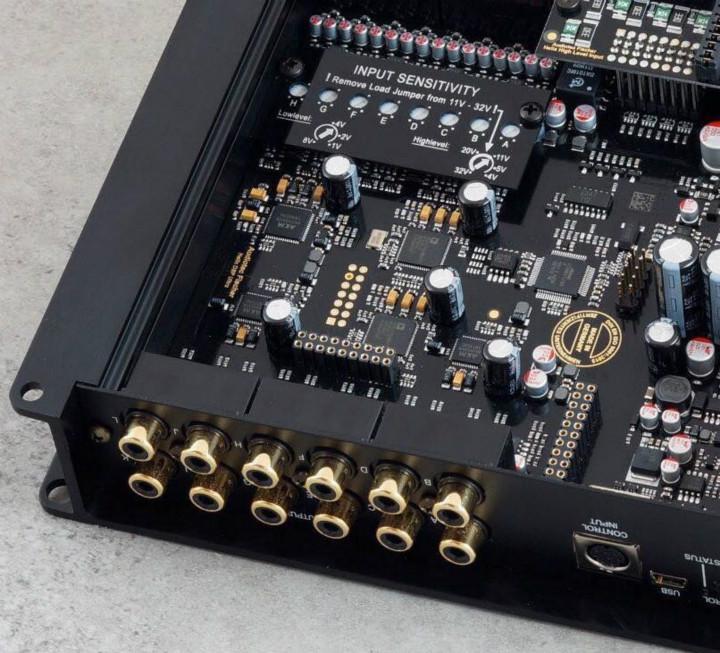 一台让人无法拒绝的DSP:德国HELIX DSP ULTRA处理器