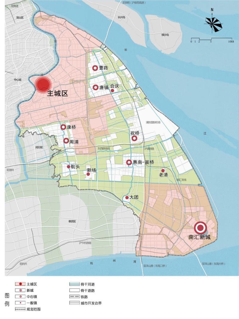 上海浦东国土空间总体规划正式发布