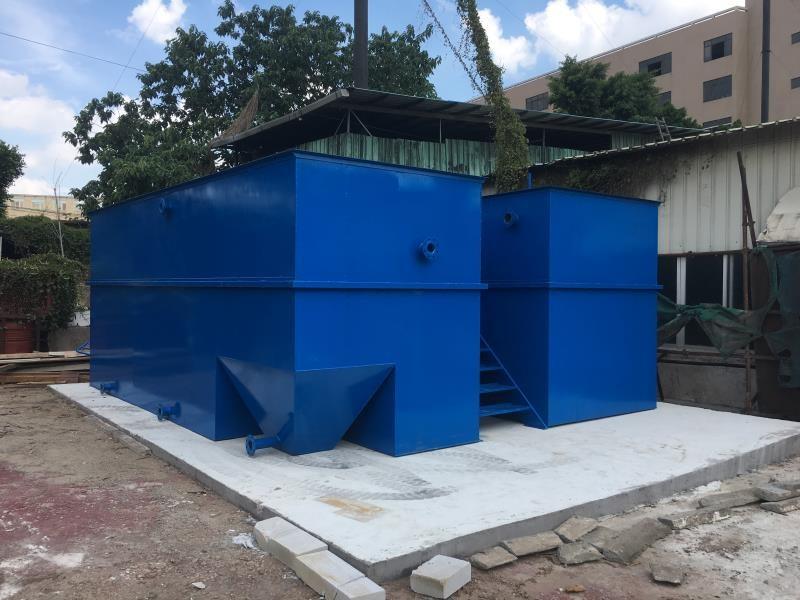一体化污水12博备用网址中设置均质调节池的目的