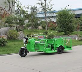 YGM340C4B电动三轮四桶车