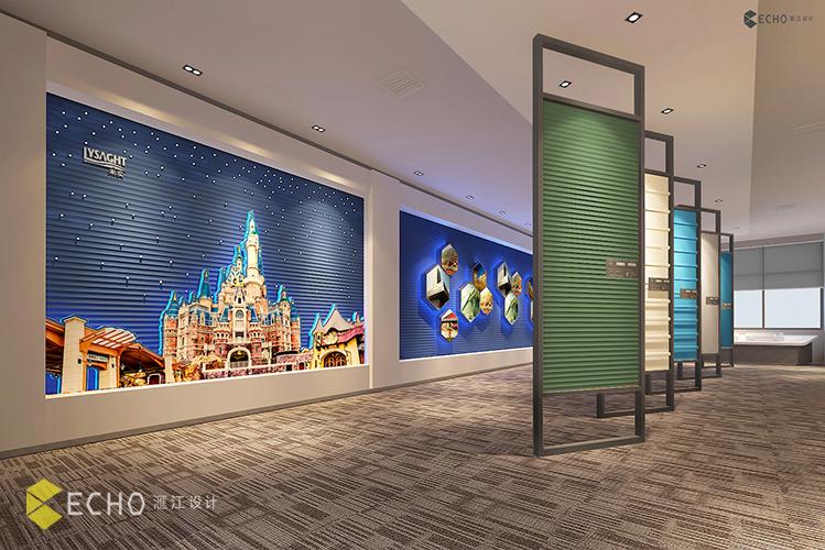 商业展厅设计为何要注重灯光设计?
