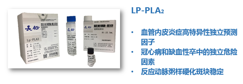 脂蛋白相关磷脂酶A2测定试剂盒(连续监测法)