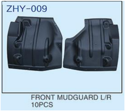 Front Mudguard