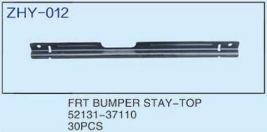 FRT Bumper Stay-Top
