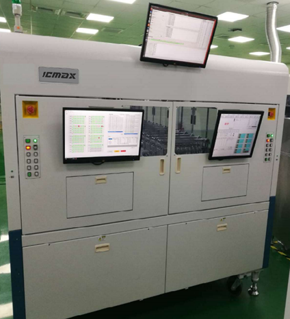 宏旺半导体ICMAX置办全自动化大型DDR测试机台 填补国内市场空白