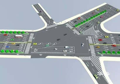 道路建设交通影响贝博网(交评)案例分析_华咨公司专业推进交通贝博网