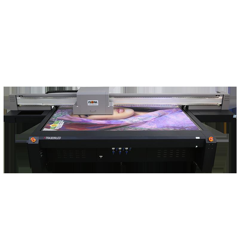 高精度、高速UV平板喷绘机