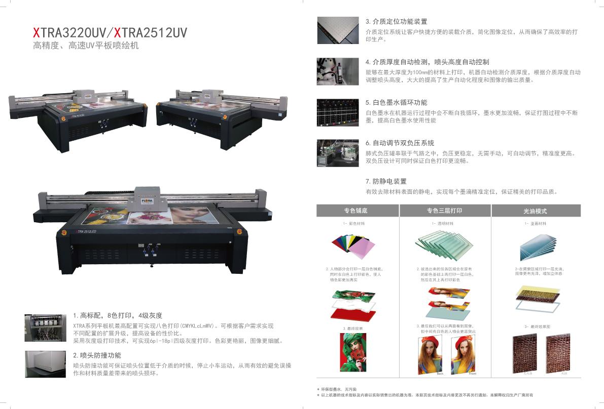 XTRA3220 XTRA2512UV
