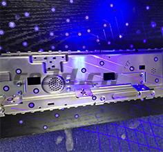 汽车模具冲压件三维扫描