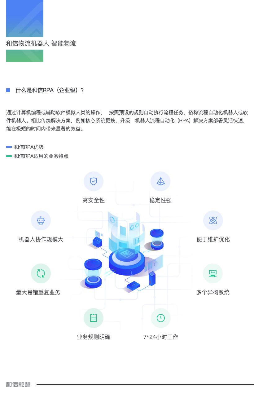 物流机器人-智能物流解决方案