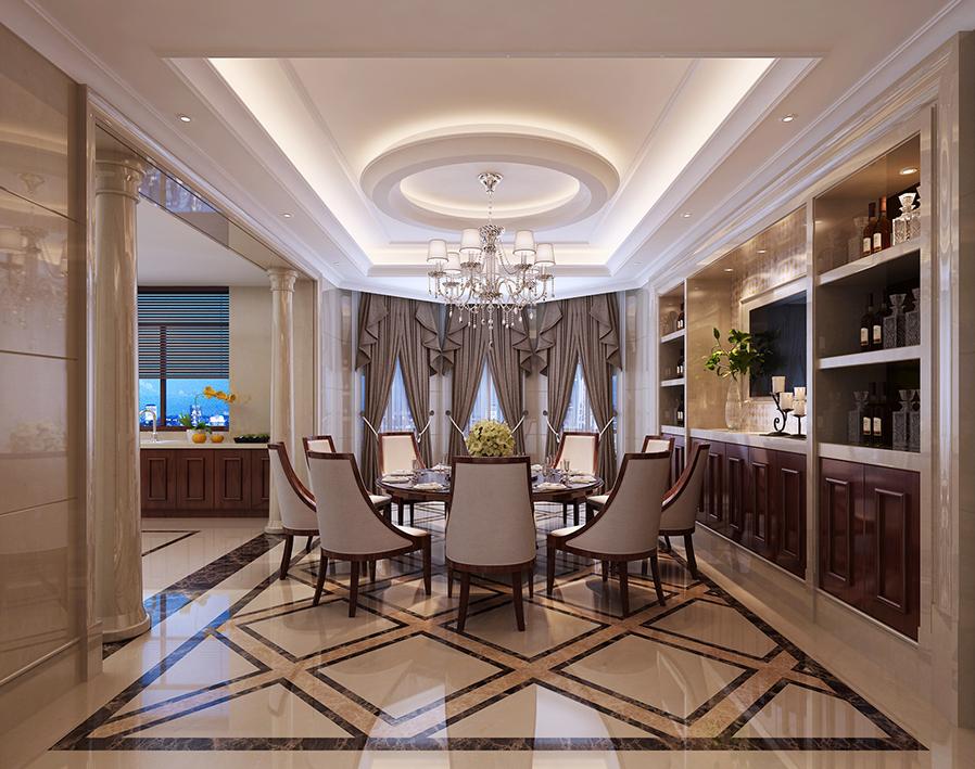 别墅设计-现代欧式-500m2