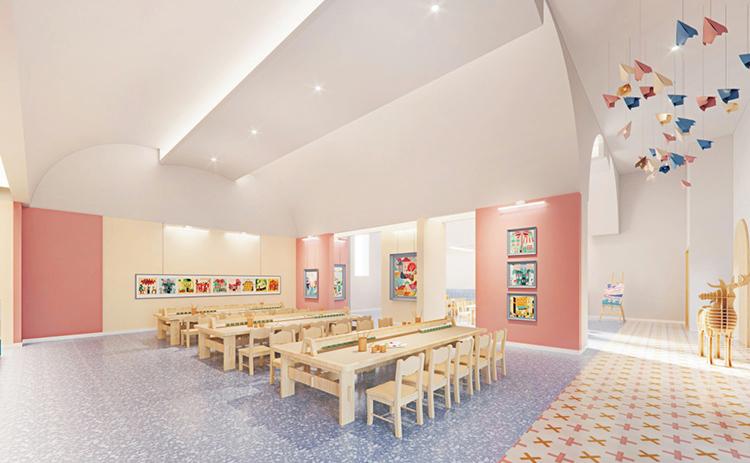 中国儿童空间设计专家:把空间还给孩子!