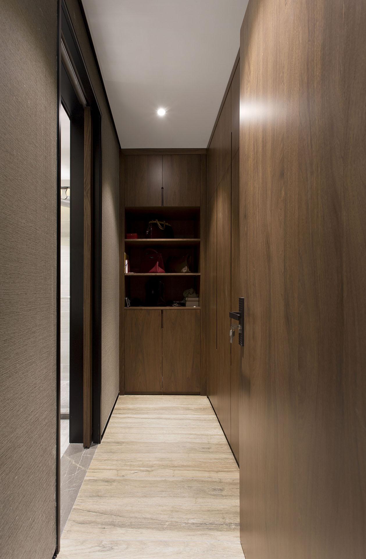 住宅空间:陋室铭-新中式-350M2
