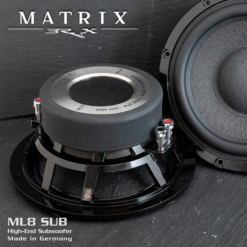 MATRIX ML8 SUB
