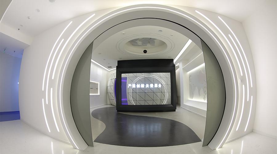 你期待的样子我都有——北科生物展厅正式亮相使用