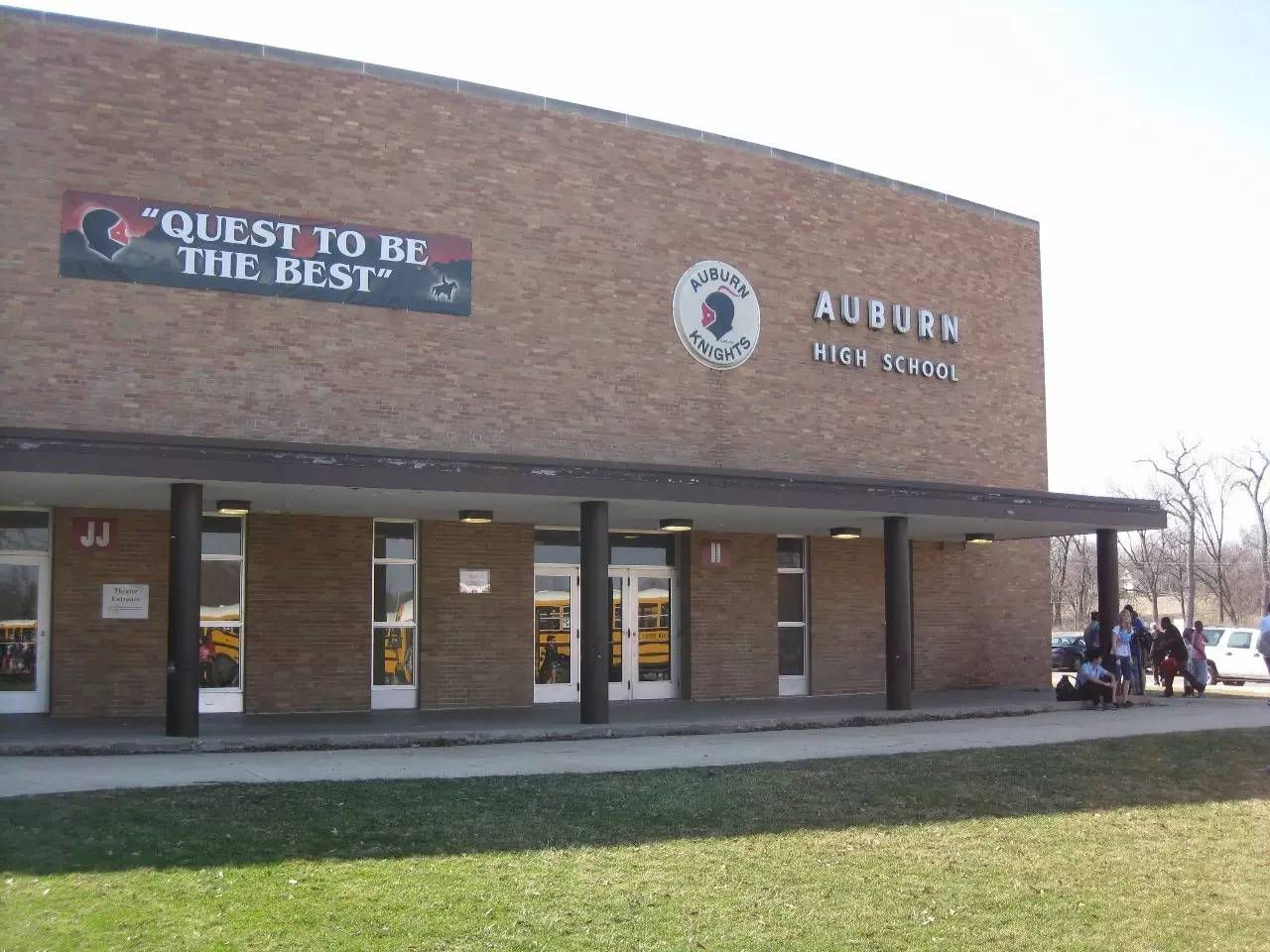 Auburn High School 奥本中学