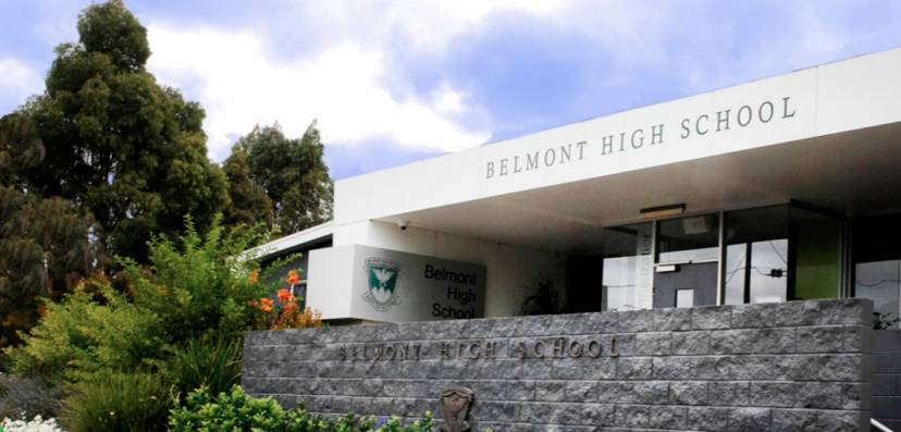 Belmont High School贝尔蒙特中学