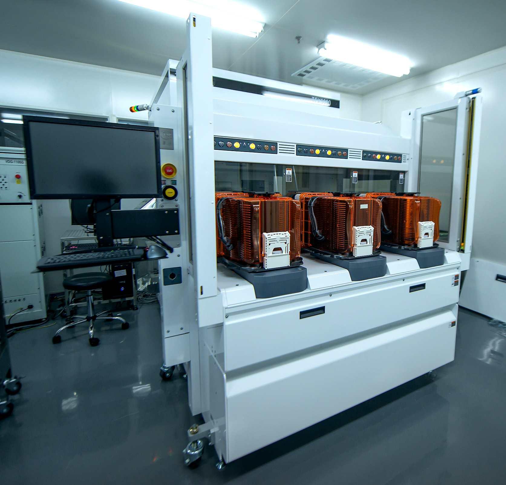 TFX3000 OCD--300mm全自动光学关键尺寸和形貌测量系统