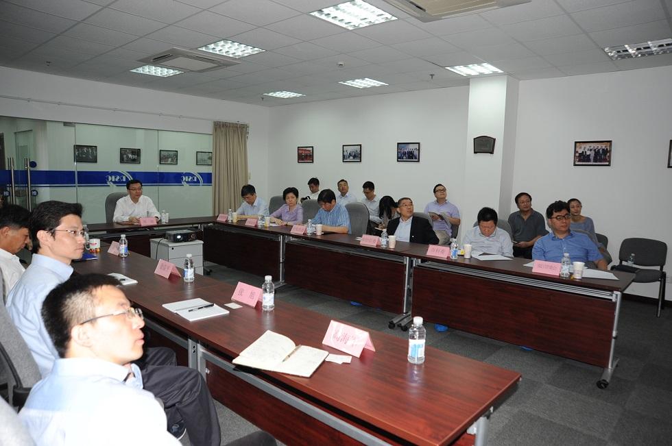 上海市集成电路产业发展领导小组周波副市长一行调研睿励